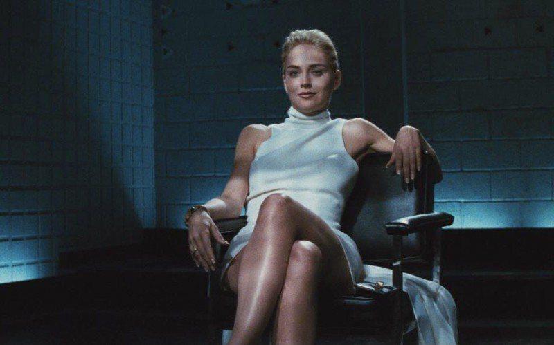 莎朗史東經典舊作「第六感追緝令」將重新在台上映。圖/双喜提供