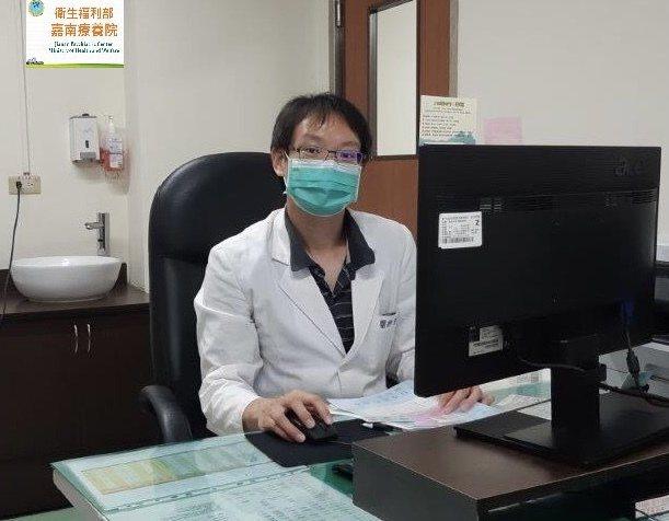 疫情宅在家、依賴3C壓力大,嘉南療養院身心科團隊醫師郭宇恆提供解方。圖/郭宇恆提...