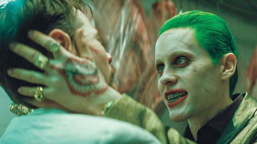 「小丑」傑瑞德李托迄今不知何時才會回歸DC電影宇宙。圖/華納兄弟提供