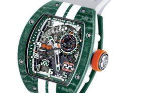 飆風再起 RICHARD MILLE推新款RM 029利曼經典賽腕表
