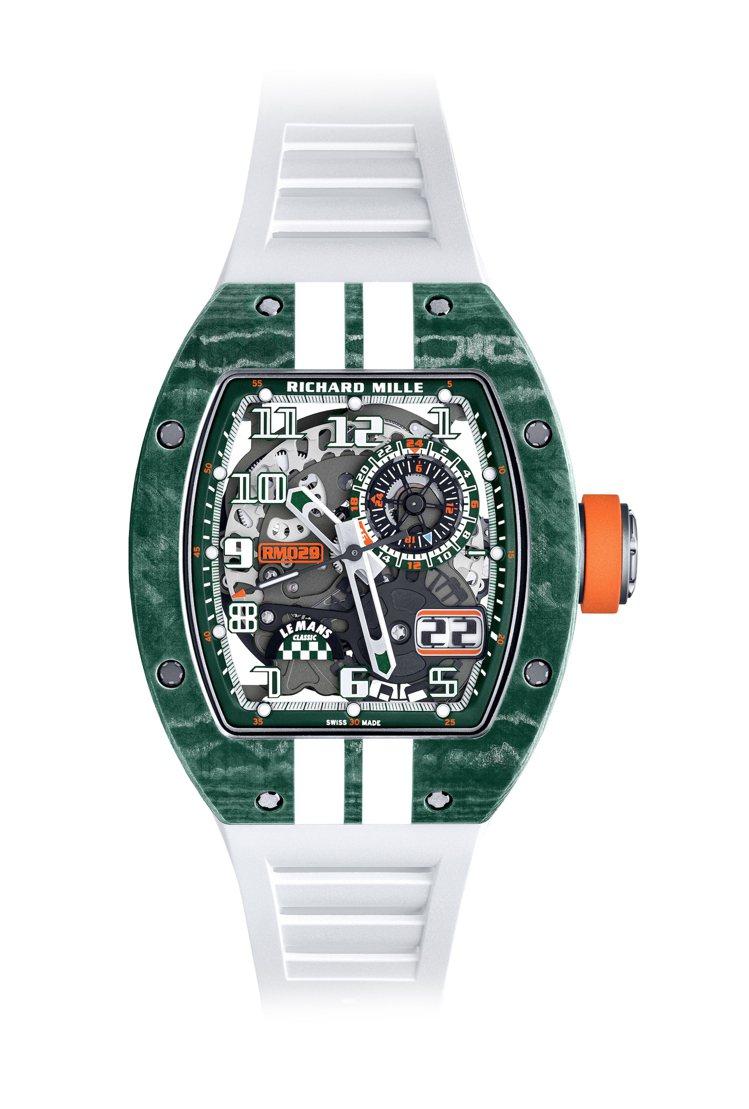 RICHARD MILLE RM 029利曼經典賽自動上鍊腕表,全球限量150只...