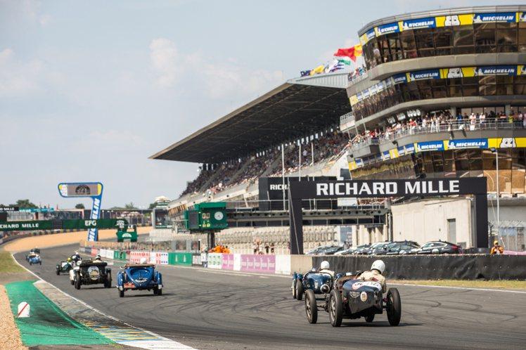 自2002年利曼經典賽(Le Mans Classic)成立以來,RICHARD...