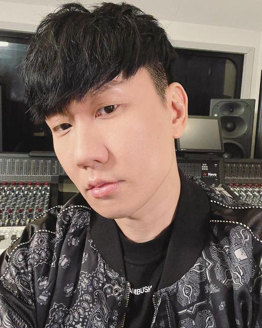 林俊傑經紀人證實他將缺席金曲獎。圖/摘自臉書