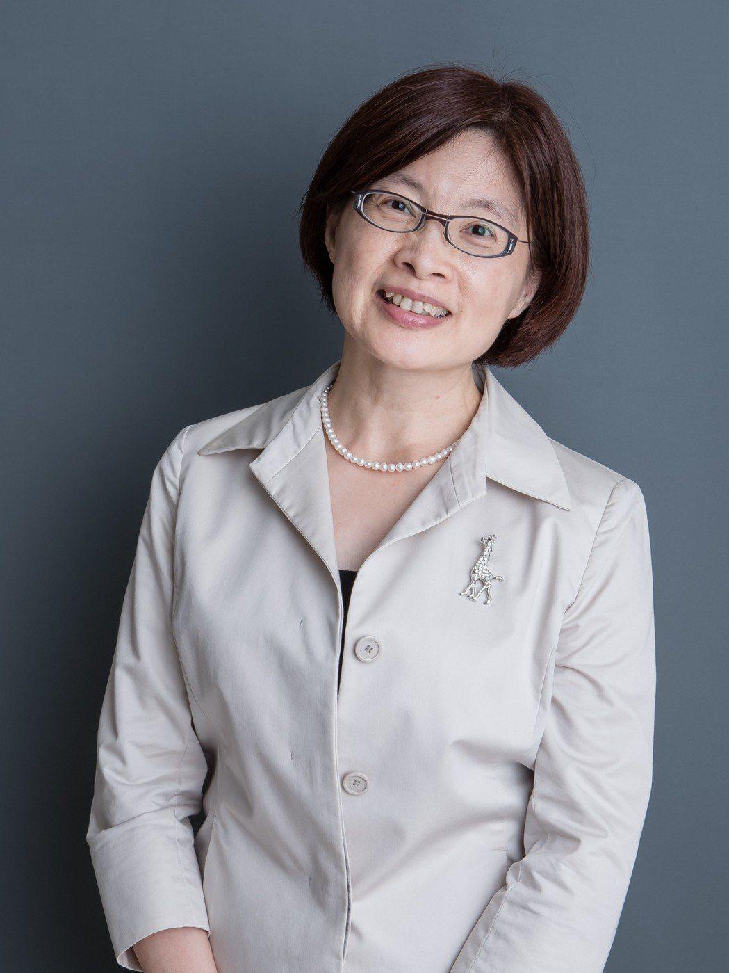 智邦新任董事長林明蓉。圖/智邦提供