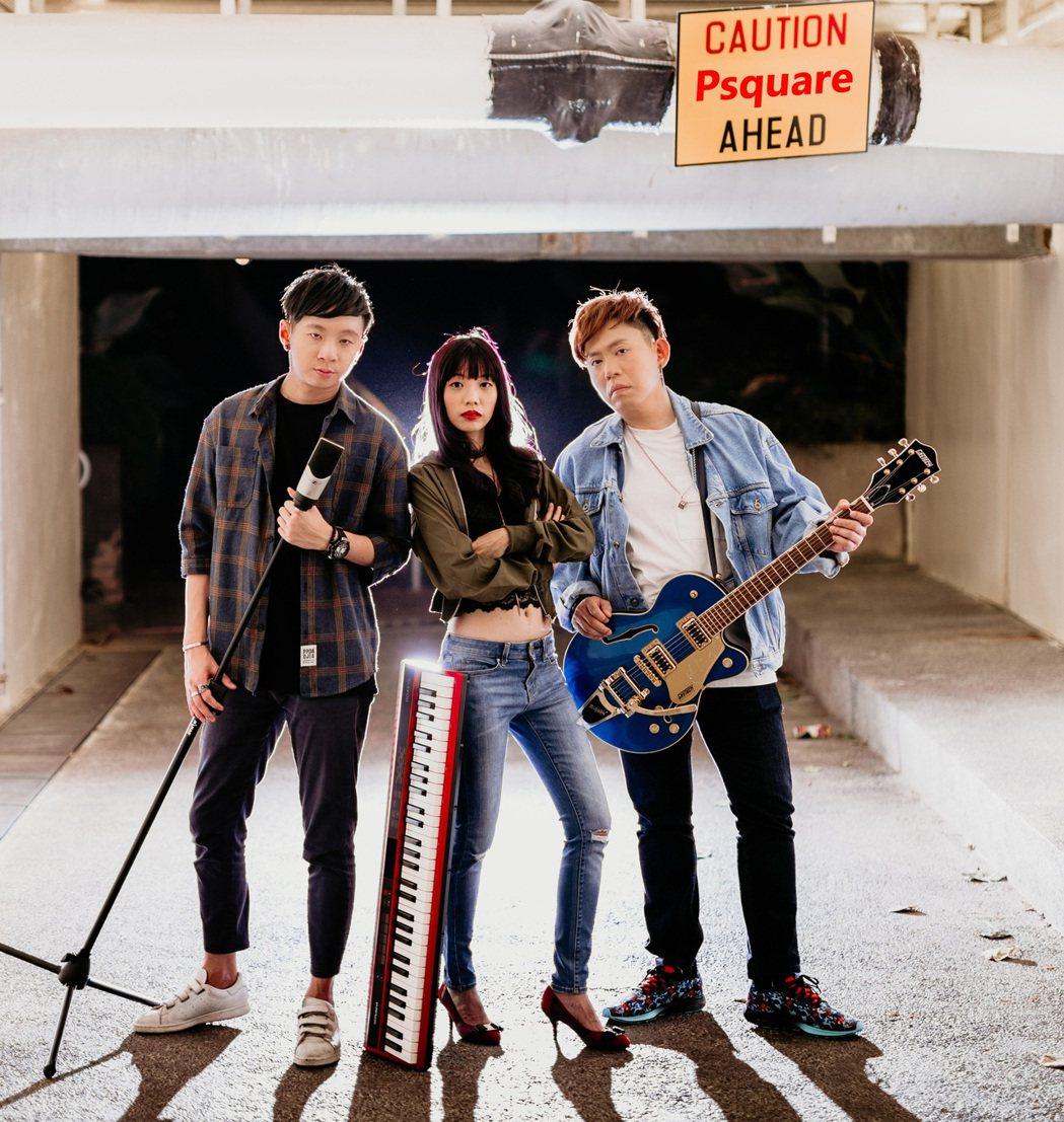 Psquare 四方行受台灣影響,從西餐廳轉為街頭藝人,人氣、邀約收獲更多。圖/