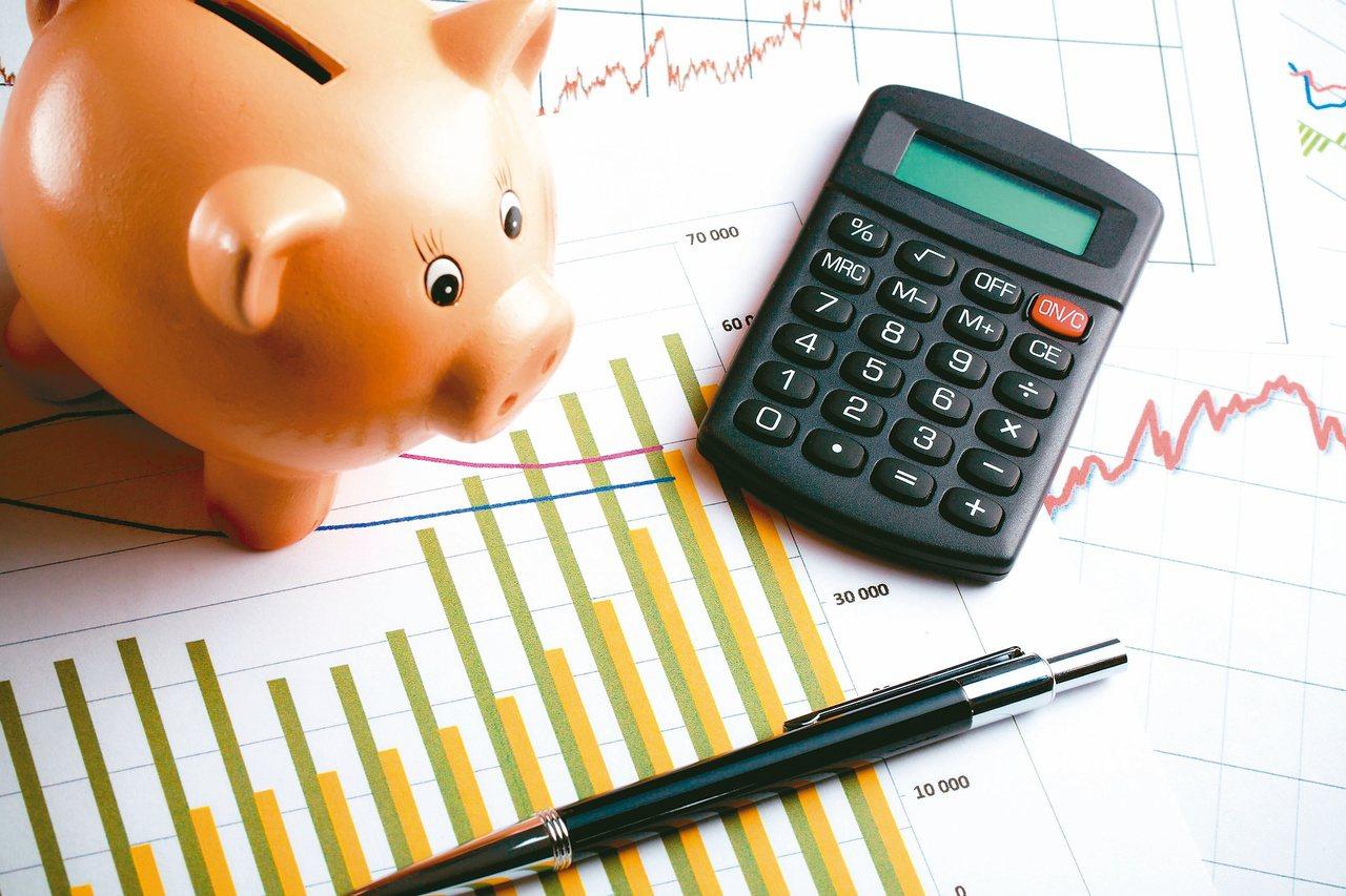家庭資產配置中保本及生錢的錢最重要。圖/123RF