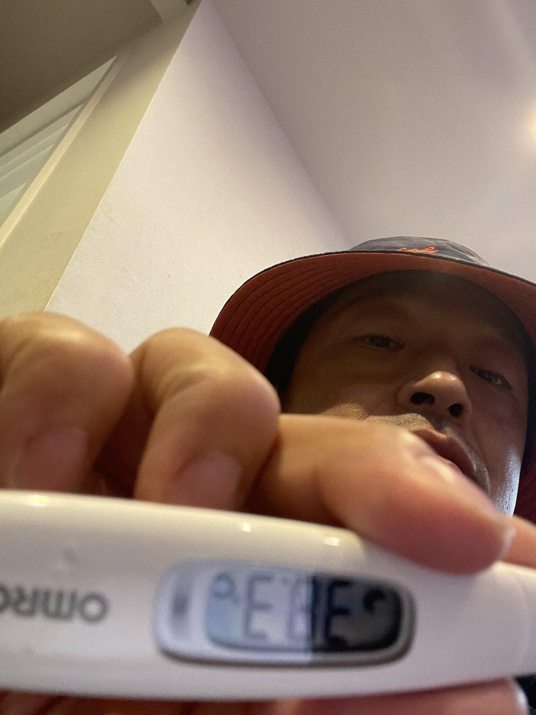 日本男星安田。 圖/擷自安田IG