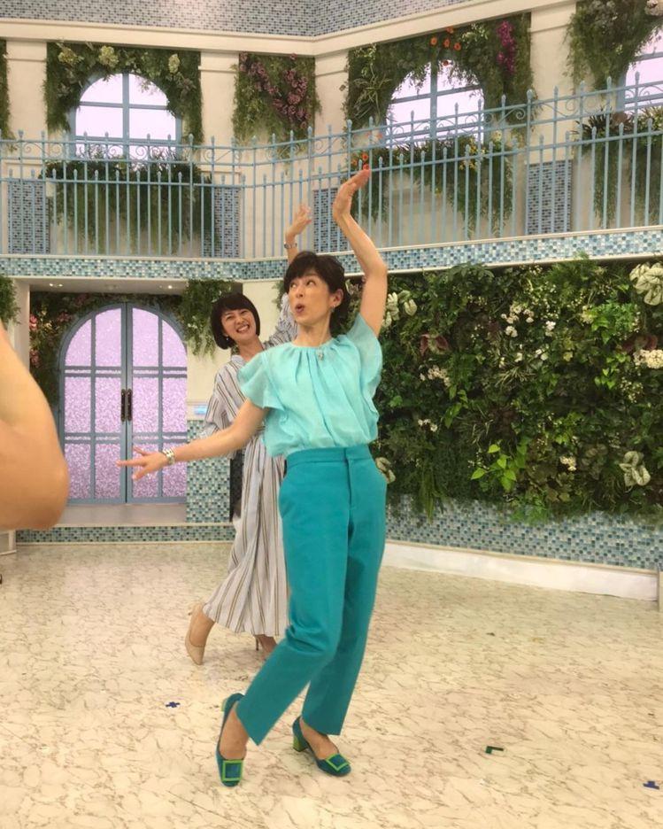 鈴木保奈美常在IG更新照片,並推薦她喜愛的美食、雜貨鋪。圖/取自IG