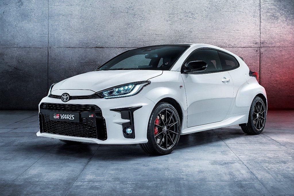 和泰汽車於今年4月啟動Toyota GR Yaris預售作業,縱使表明首批配額僅...