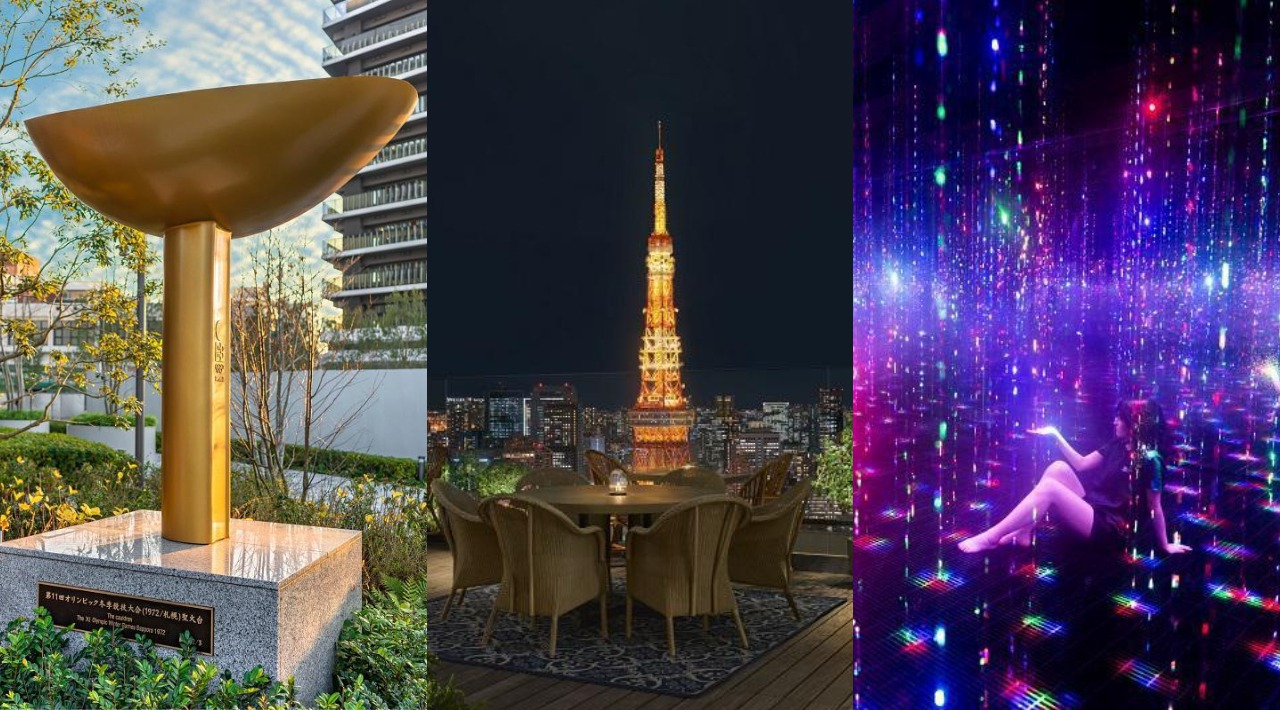 跟著東奧大升級! 發現「東京10大魅力新景點」