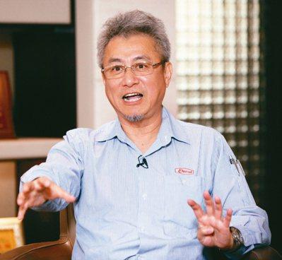 長興董事長高國倫(本報系資料庫)