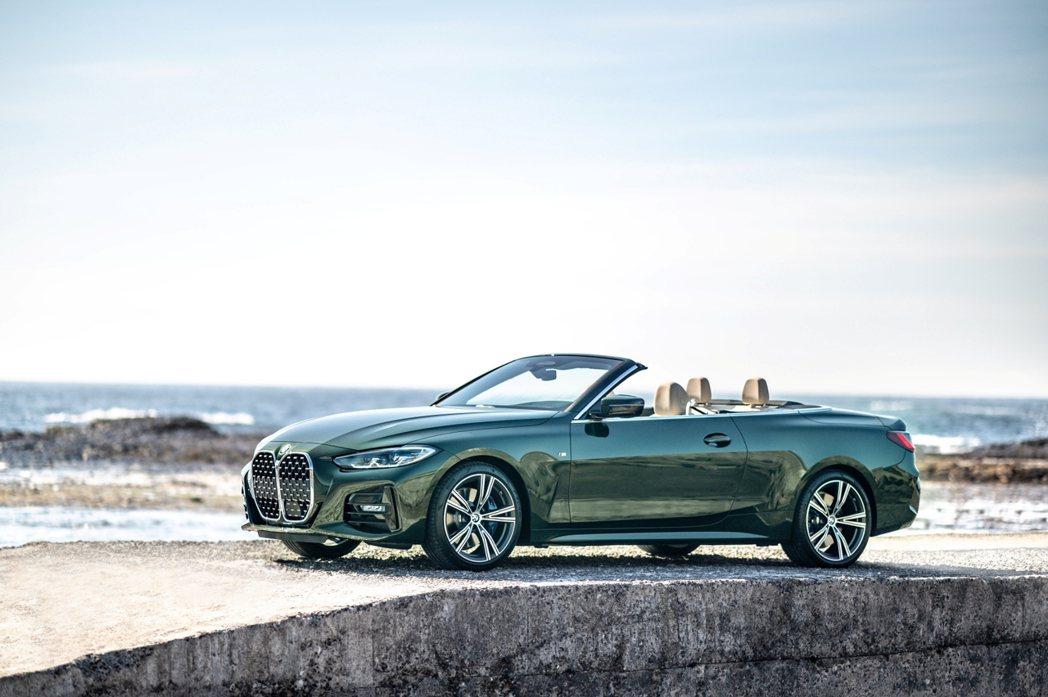 BMW總代理汎德正式發表全新BMW 430i M Sport Convertib...