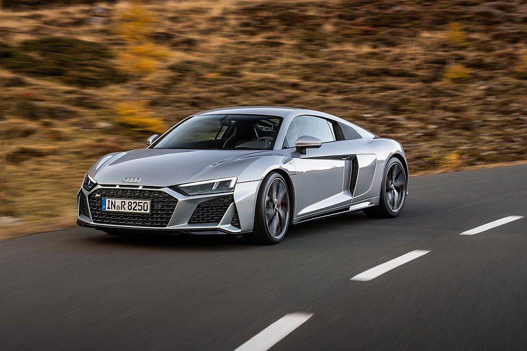 電子機械式動力轉向輔助系統應用於Audi旗艦車款當中如Audi R8與Audi ...