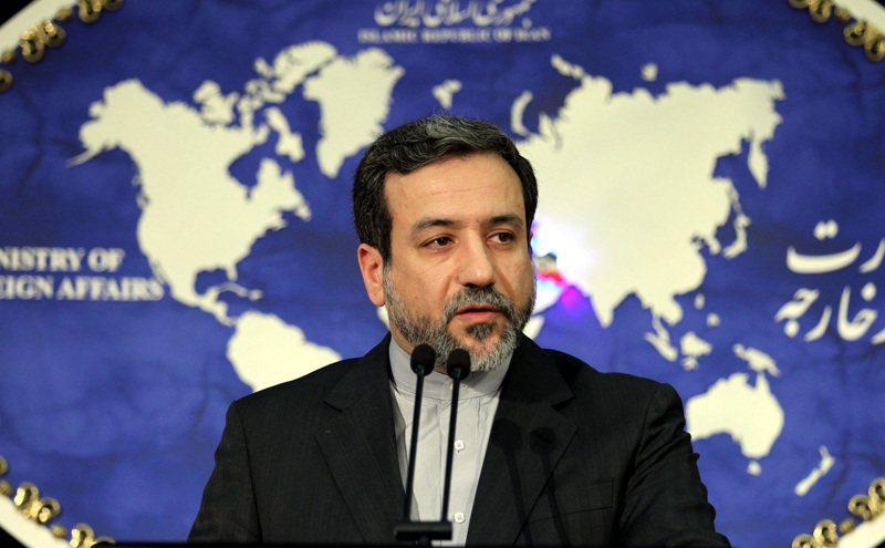 伊朗首席核子談判代表阿拉奇(Abbas Araqchi)。 歐新社
