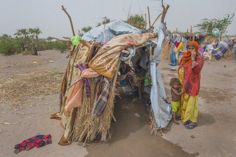 聯合國常務副秘書長阿米納·穆罕默德警告,「血腥事件激增」影響世界各地的人道主義危機,衝突地區的平民首當其衝。圖為葉門臨時避難所。(photo by EU Civil Protection and Humanitarian Aid on flickr under CC2.0 )