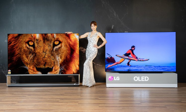 2021 LG OLED evo創視際以先進的OLED自體發光技術,結合AI科技...