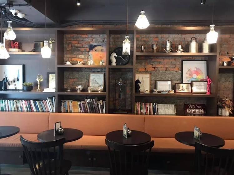 永康街「卡瓦利義大利咖啡館」將於7月20日熄燈,並且搬遷至北投經營。圖/取自卡瓦...