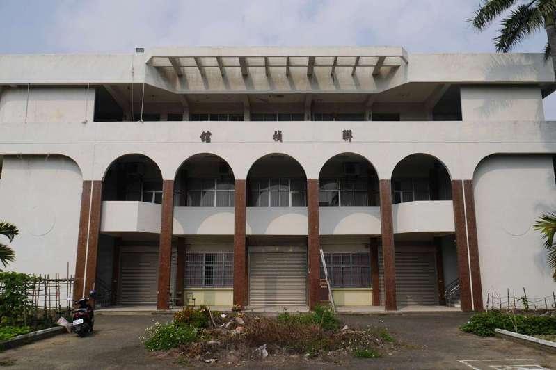 原私立天仁高級工商職業學校校舍將做為台南市傳統藝術傳習保存中心。圖/文化局提供
