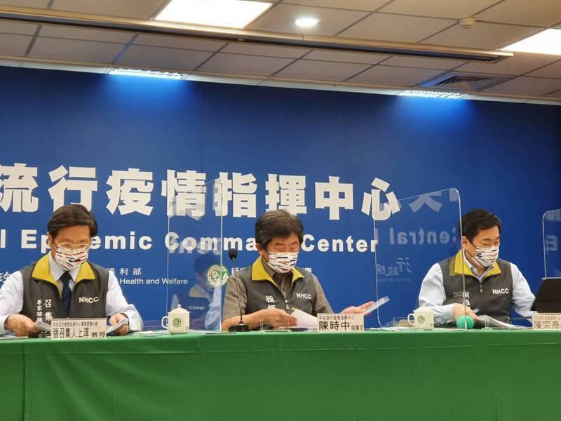 中央流行疫情指揮官陳時中表示,價格是保密事項,「叫我講價格的,我都認為居心叵測」。記者楊雅棠/攝影