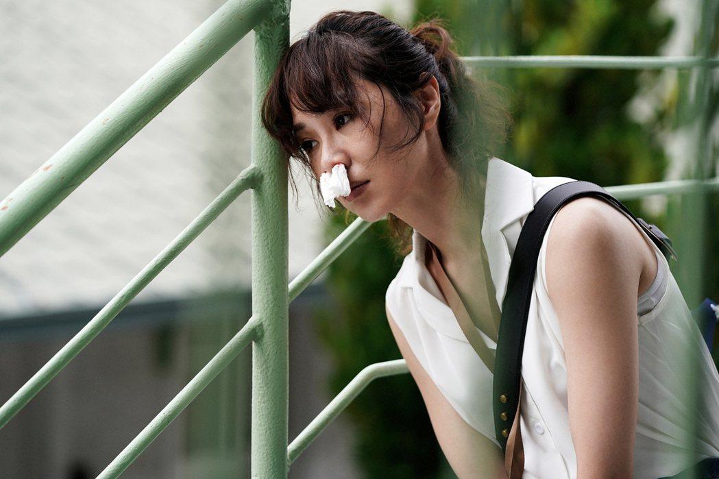 謝盈萱主演「俗女養成記2」依然有不少考驗。圖/華視、CATCHPLAY提供
