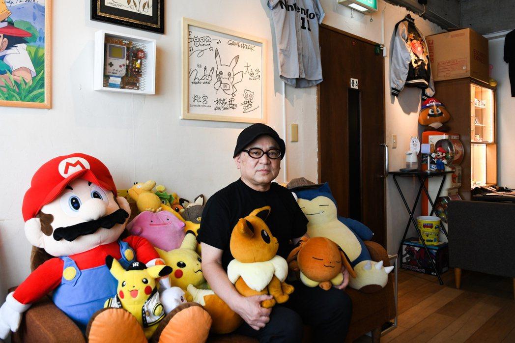 任天堂前員工橋本徹多年來在東京秘密地點經營一家只限會員進入的餐廳,去年新冠疫情爆...