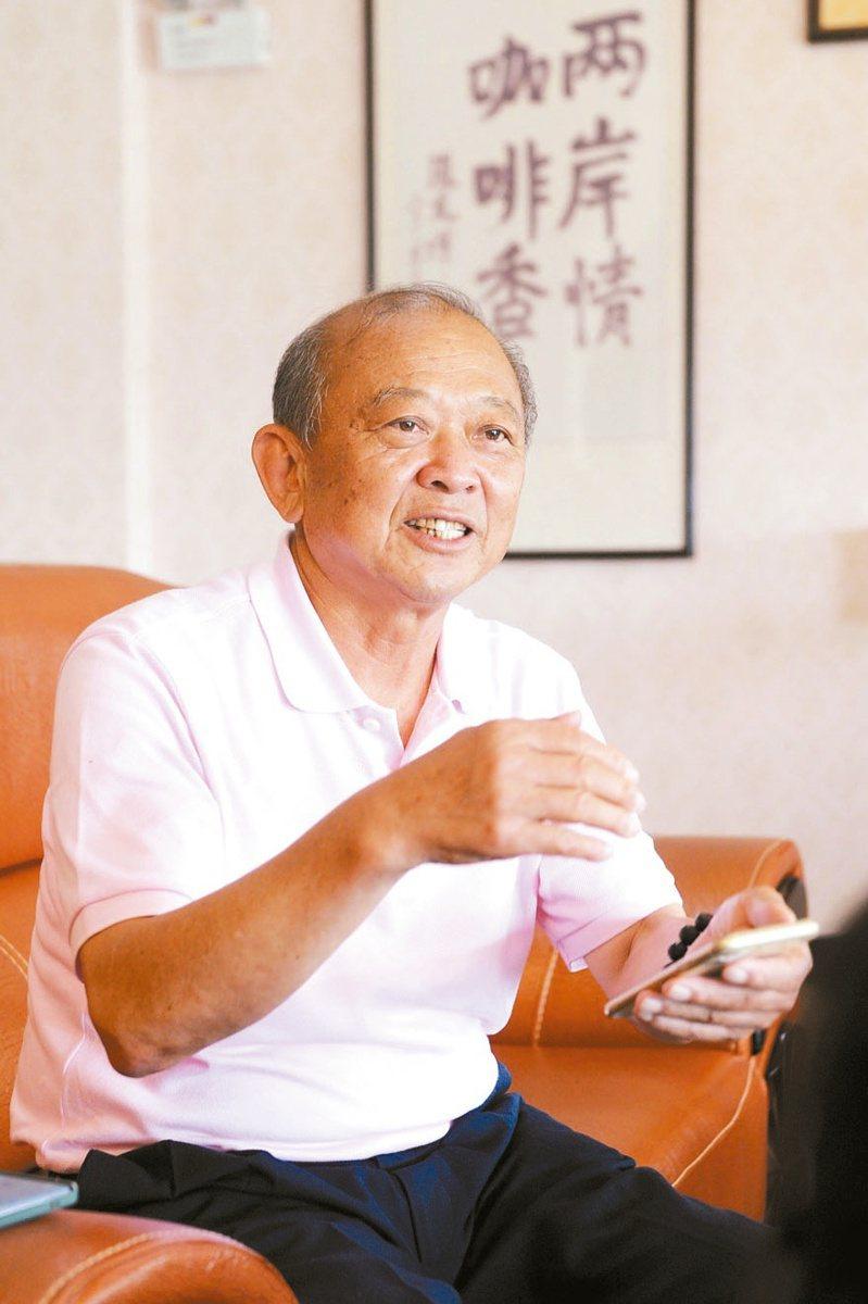 台商黃文廣2008年底投資500萬美元組建了漳州天綠咖啡食品有限公司,建成300多畝的咖啡園,並註冊「南坑咖啡」商標。(中新社)