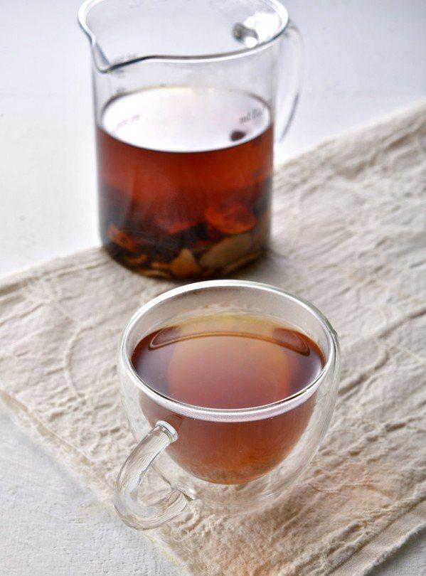 利濕消脂茶 圖/幸福文化 提供