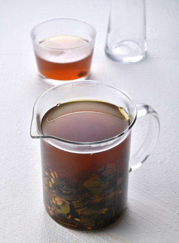 輕身去濕茶 圖/幸福文化 提供