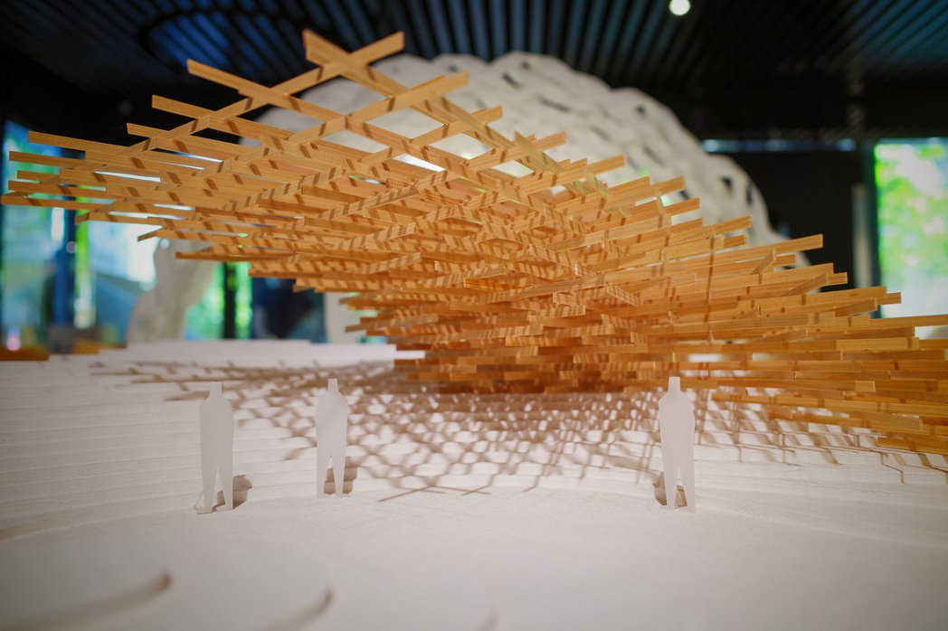 建築中的小型場館(Pavilion)就如同粒子般,能夠利用其組合的實驗性,創造有...