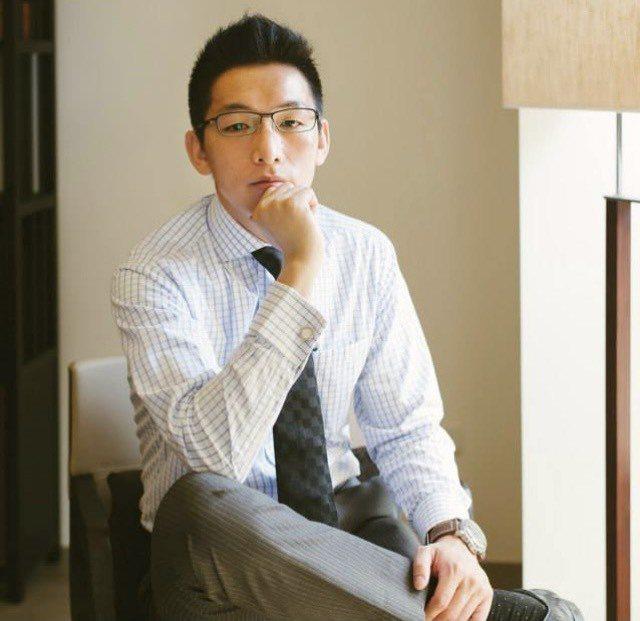 京奇董事長藍蔚文。 京奇能源/ 提供
