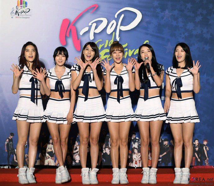 北韓最高領導人金正恩近日對南韓流行文化下達禁令。圖為演唱K-pop的南韓少女團體。(Photo by Republic of Korea on Flickr under CC 2.0)