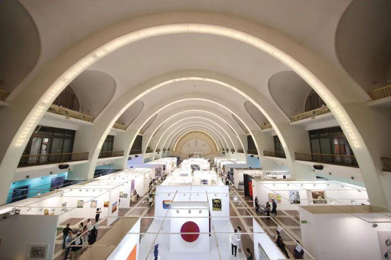 2020年上海021博覽會現場