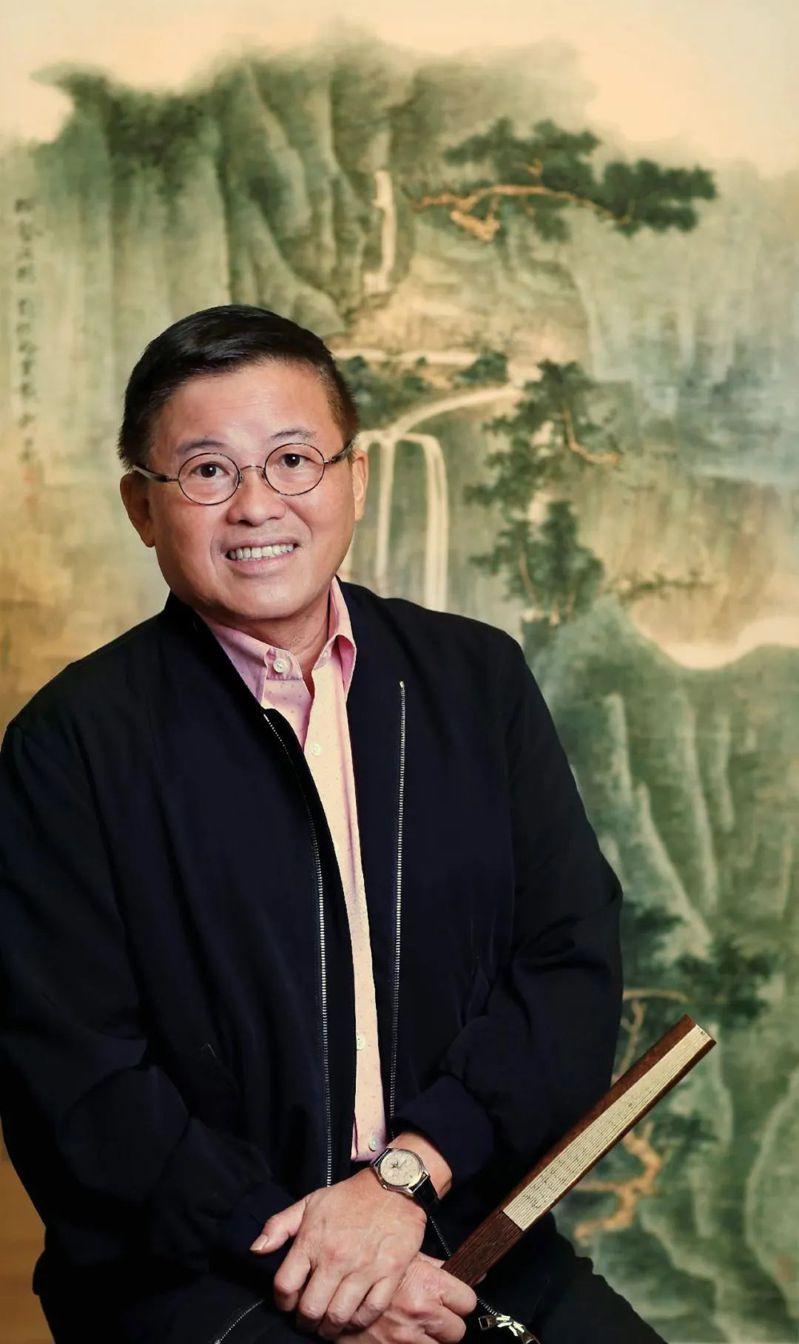 新加坡秋齋主人 曾國和  圖片提供 / 新加坡聯合早報