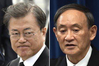 日韓領袖首峰會 日媒:文在寅23日出席東奧並會菅義偉