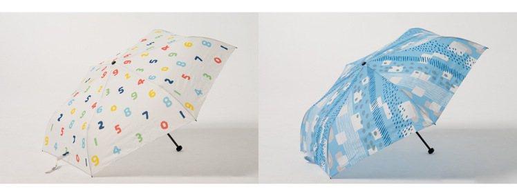 SOU・SOU傘具最受粉絲注目。此次再推出超適合夏季使用的全新晴雨兩用傘,搭配輕...