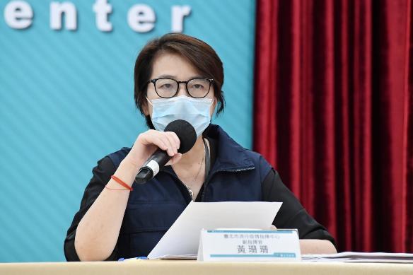 這分民調選市,若台灣民眾黨派出黃珊珊加入戰局,會使蔣萬安的部分支持者跑票,將蔣萬安與陳時中雙方的支持度差距從15.2%拉近為6.5%。圖/北市府提供