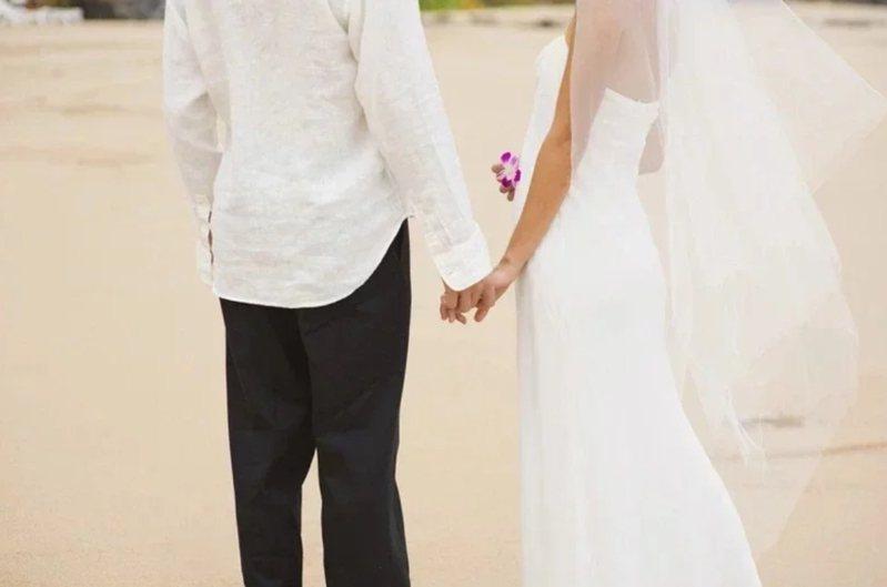民眾因疫情,婚禮只能一延再延。示意圖/Ingimage
