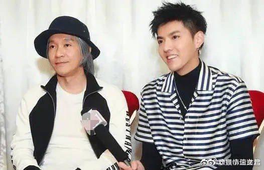 周星馳(左)曾評吳亦凡(右)「表面和裡面反差非常大」。圖/摘自微博