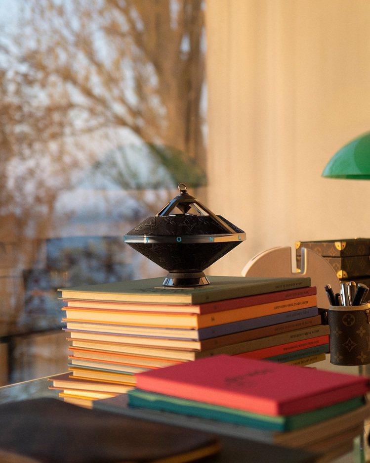 路易威登Horizon Light Up揚聲器將於7月30日上市,售價台幣89,...