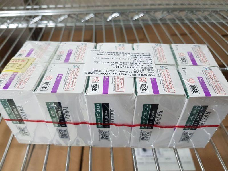 第三輪公費疫苗預約登記平台共有887萬人登記接種,其中495萬人勾選AZ疫苗。記者蔡維斌/翻攝