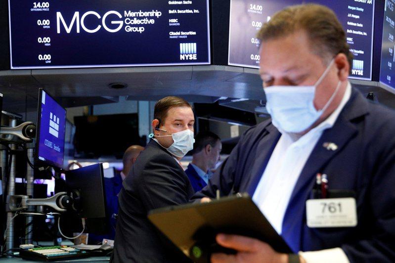 美股期指19日挫跌,因投資人擔心Delta變種病毒威脅全球經濟復甦。 路透