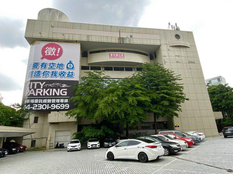 台灣日報總社大樓4月被豐邑機構旗下豐邑百貨,斥資約8.24億元整棟買下。記者宋健生/攝影