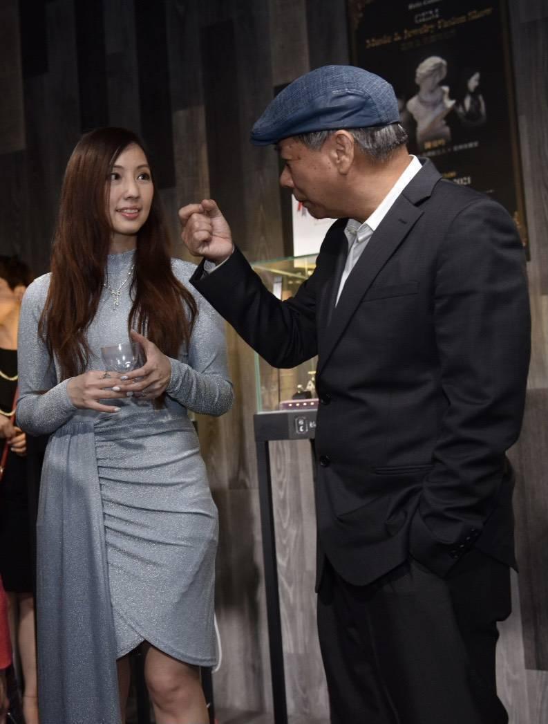 陳姿吟曾辦過珠寶音樂饗宴,是新近珠寶設計家表現最為耀眼的一位。圖/萬鴻經紀提供