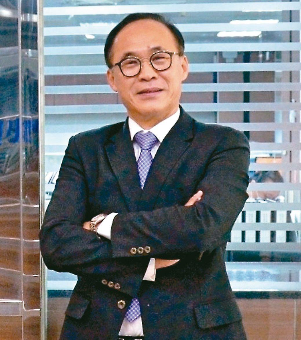 宇隆科技董事長劉俊昌。程泰亞崴集團/提供