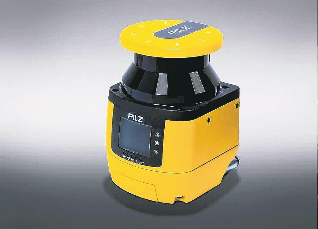安全雷射掃描器PSENscan提供多達70種可切換配置,更有效率進行區域監控。...