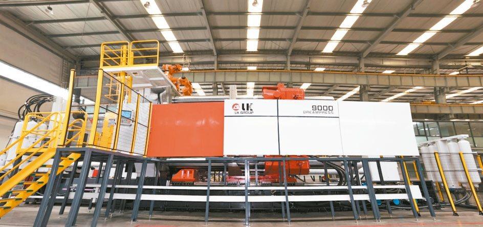 力勁集團發布全球最大9000T巨型智能壓鑄設備,引領全球超大型壓鑄裝備製造技術發...