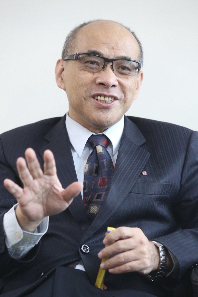 陽明海運董事長鄭貞茂認為,海運塞港噩夢將再起。(本報系資料庫)