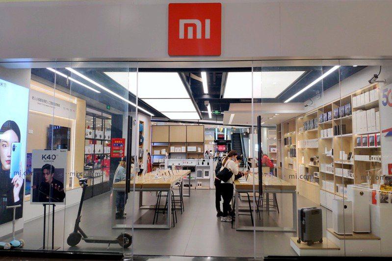 今年第二季小米超越蘋果成為全球第二大智慧手機廠商。(中新社)
