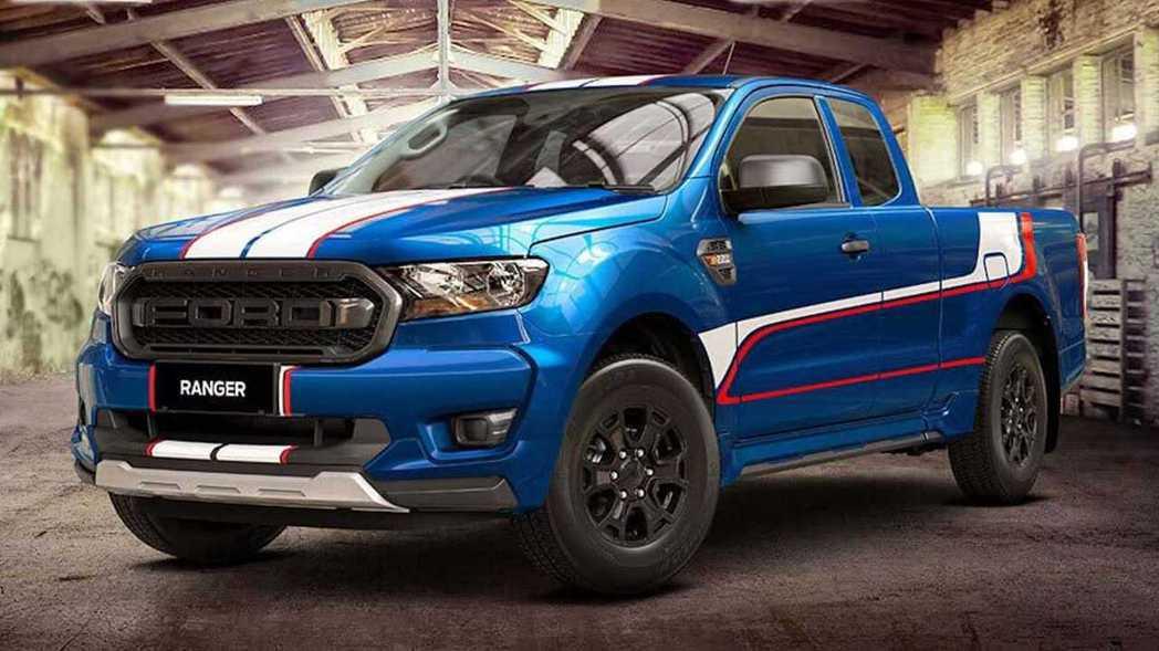 泰國福特近期推出了一款Ford Ranger XL Street Special...