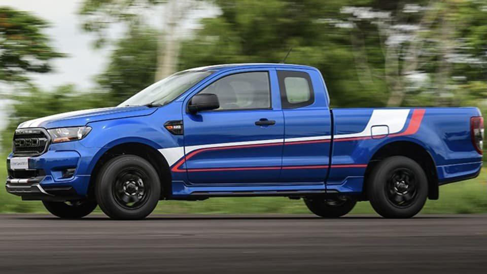 Ranger XL Street Special Edition搭配了2.2升柴...